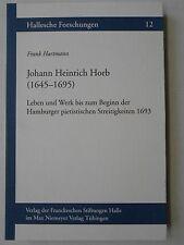 Joh Hrch HORB Colmar Straßburg Kiel Trarbach Sponheim Schwalbach Windsheim Köln
