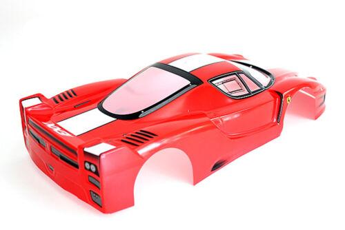 1//10 RC Painted Precut  Drift Touring Racing Ferrari Enzo Car Body Shell 190mm