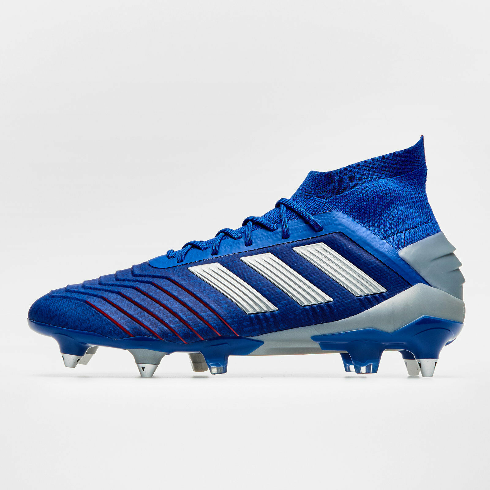 Adidas para hombre Deprojoador 19.1 SG botas De Fútbol Tacos Zapatillas Zapatos Deportivos Azul