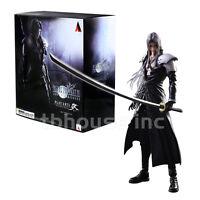 Sephiroth Figure Final Fantasy Vii Square-enix Advent Children Kai Play Arts '17