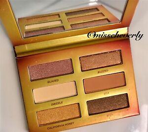 URBAN-DECAY-Naked-Honey-Pot-Sugar-Rush-MINI-Eyeshadow-Palette-AUTHENTIC