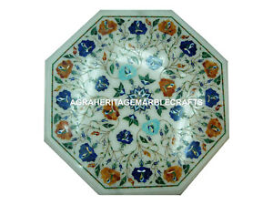 12-039-039-Marble-Living-Room-Coffee-Tables-Rare-Gems-Inlay-Marquetry-Gift-Decor-H3069