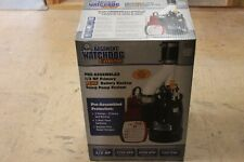 New Basement Watchdog Cite 33 13hp Primary Sump Pump Battery Backup Combo