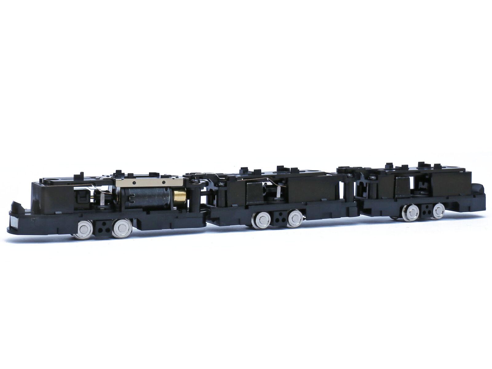 Faller 978710-paleada chasis tm-lrt04, para trío de trenes, tranvías-nuevo