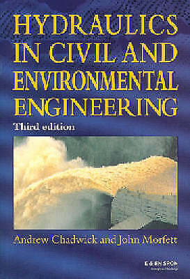 Hydraulics in Civil and Environmental Engineering-ExLibrary