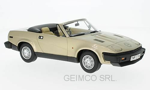 Triumph Tr 7 Dhc 1976 BoS Models 1 18 BOS221 Model