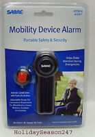 Sabre Mobility Device Alarm Portable Personal Safety Security Alert 120db Siren