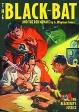 """THE BLACK BAT DOUBLE NOVEL VOL #7 TPB Pulp Comics """"BLACK BAT'S JUSTICE"""" TP"""