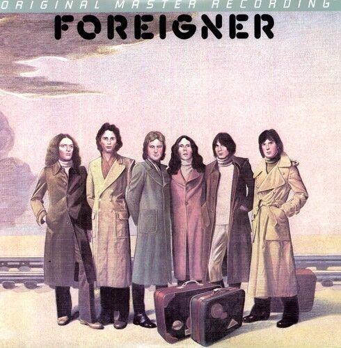 Foreigner - Foreigner [New Vinyl] Ltd Ed, 180 Gram