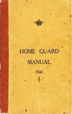 1 of 1 - Home Guard Manual 1941, McCutcheon, Campbell, Good Book