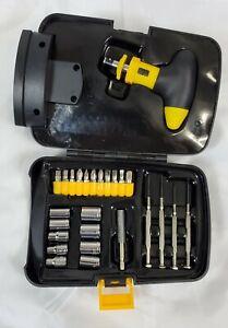 Flashlight-Toolset-26-Pieces-Palm-Rachet-Screwdriver