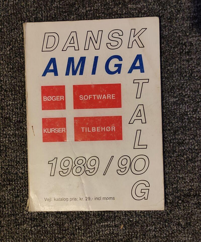 Commodore Amiga, tilbehør, God