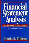 Financial Statement Analysis: A Practitioner's Guide by Martin S. Fridson (Hardback, 1995)