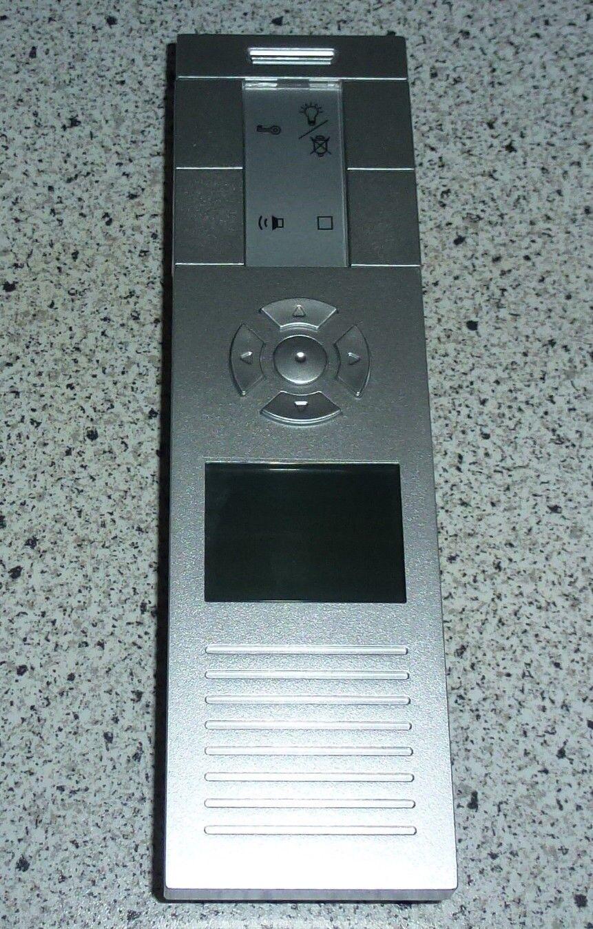 Merten 701160 Video-Freisprechstelle UP aluminium Neu in OVP Keine Versandkosten