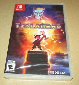 Teslagrad (Nintendo Switch) Brand New / Fast Shipping