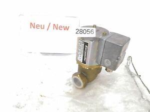 Euromatic-Lateralventil-RSV-20-Motorregelventil-200v