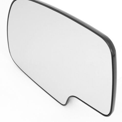 Left Side Rear View Mirror Glass Replaces For 2000-2006 Chevy Tahoe//GMC Yukon