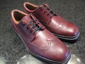 f8290534c Nunn Bush Men's Marvin Street Plain Toe Oxford, Size: 8, Brown | eBay