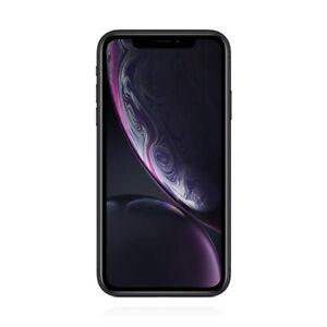 Apple-iPhone-XR-64GB-Schwarz-TOP-Gewaehrleistung