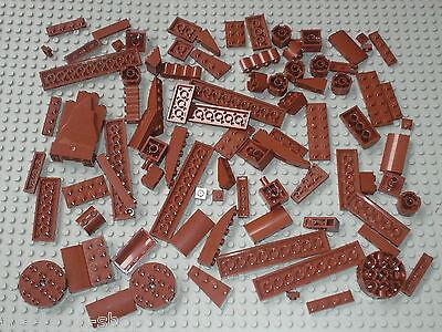 Diverses tailles joli vrac de 15 plaques fines LEGO