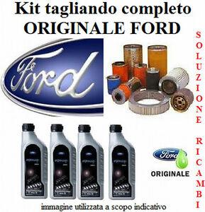 KIT TAGLIANDO FILTRI /> OLIO FORD MONDEO IV 2.0 TDCi 103KW 140CV DAL 2008