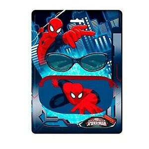 Sunglasses-SPIDERMAN-with-Case