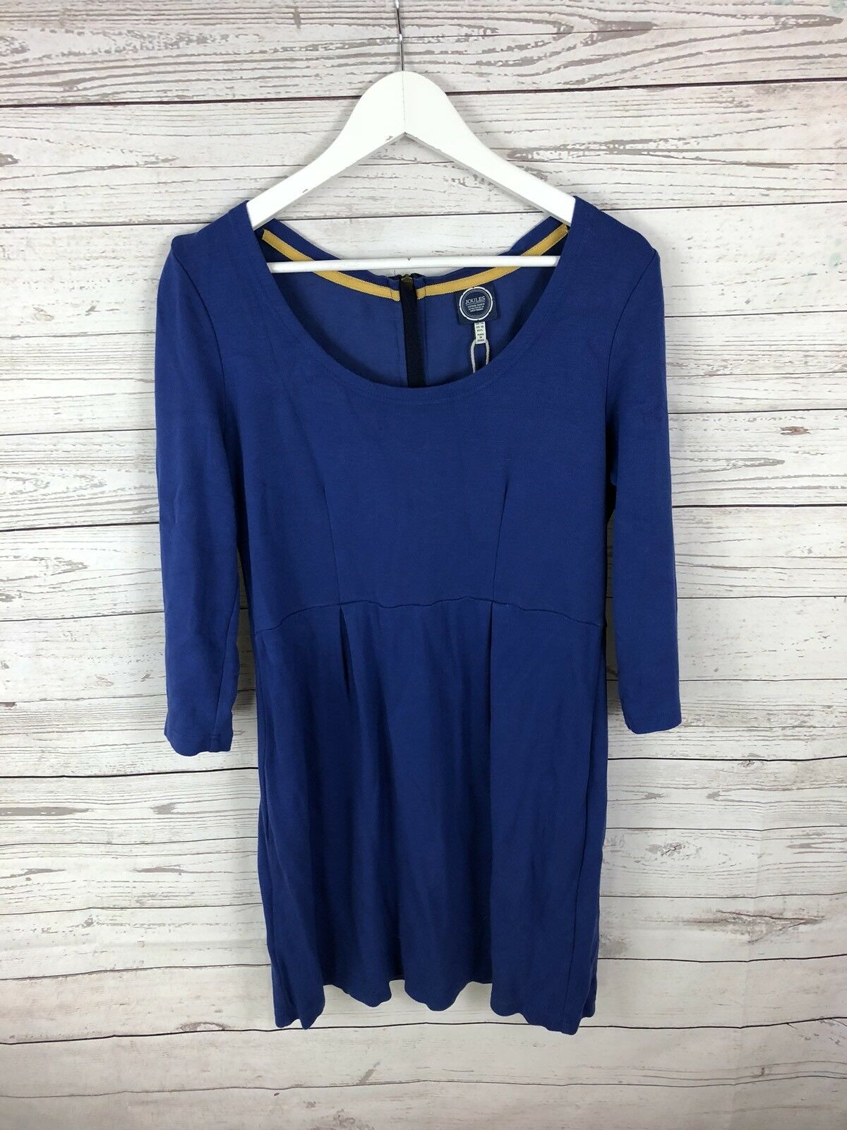 JOULES Dress - Size UK14 - bluee - Great Condition - Women's
