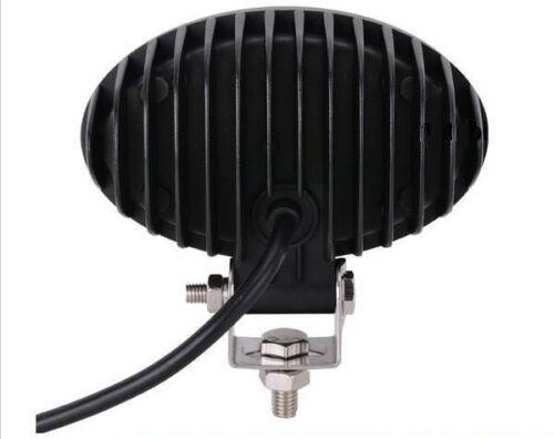 8X 12V 24V 24W LED WORK FLOOD LIGHT LAMP CAR JEEP TRUCK BOAT OFFROAD ATV CHASSIS