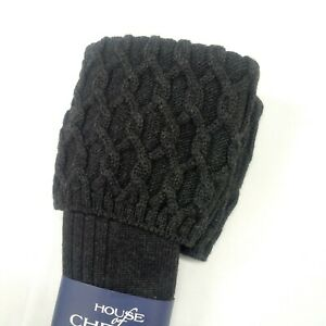 Kilt-Hose-Charcoal-Size-8-10