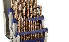 Black Oxide Coating .1910 #11 RD41511 General Purpose Pack of 12 6.0000 OAL 3.6250 Flute Length RedLine Tools Taper Length Drill