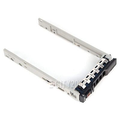 "2.5/"" SATA SAS Hard Drive Tray Caddy Hot-Swap For Dell PowerEdge R730XD USA SHIP"