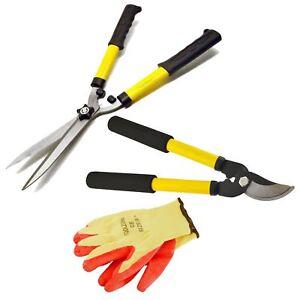Garden Tool Set Cisaille taille-haie pour Cutters élagueurs Gants de protection-afficher le titre d`origine MNGQGHxA-07201518-642828950