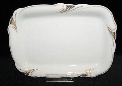 Königlich Tettau Porzellan Opal Ballade 3482 Kuchenteller  ca.21,5 cm