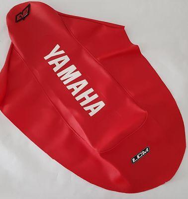 SEAT COVER ULTRA GRIP ATV YAMAHA YFZ 450R GRIPPER! FREE SHIPPING WORLDWIDE