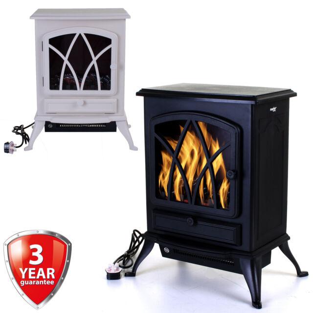 Surprising 2000W Electric Fireplace Heater Wood Burner Cast Effect Log Heater Stove Uk Main Download Free Architecture Designs Parabritishbridgeorg