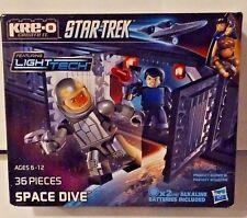 Star Trek Kre-O Light Tech Space Dive 36 Pieces MISB
