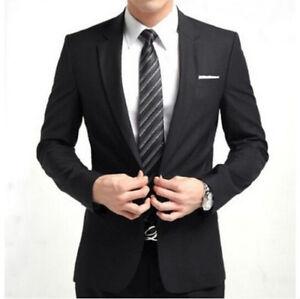 Men-s-Formal-Slim-Fit-Stylish-Suit-Suits-one-button-suit-set-Jacket-pants-tie