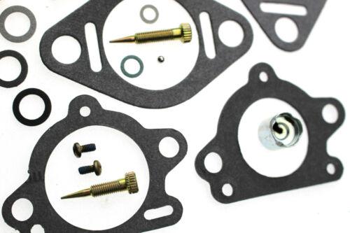 Carburetor Kit Float fits Ford Ferguson 1100 1600  D9JL-K D9JL-R D9JL-T 13846