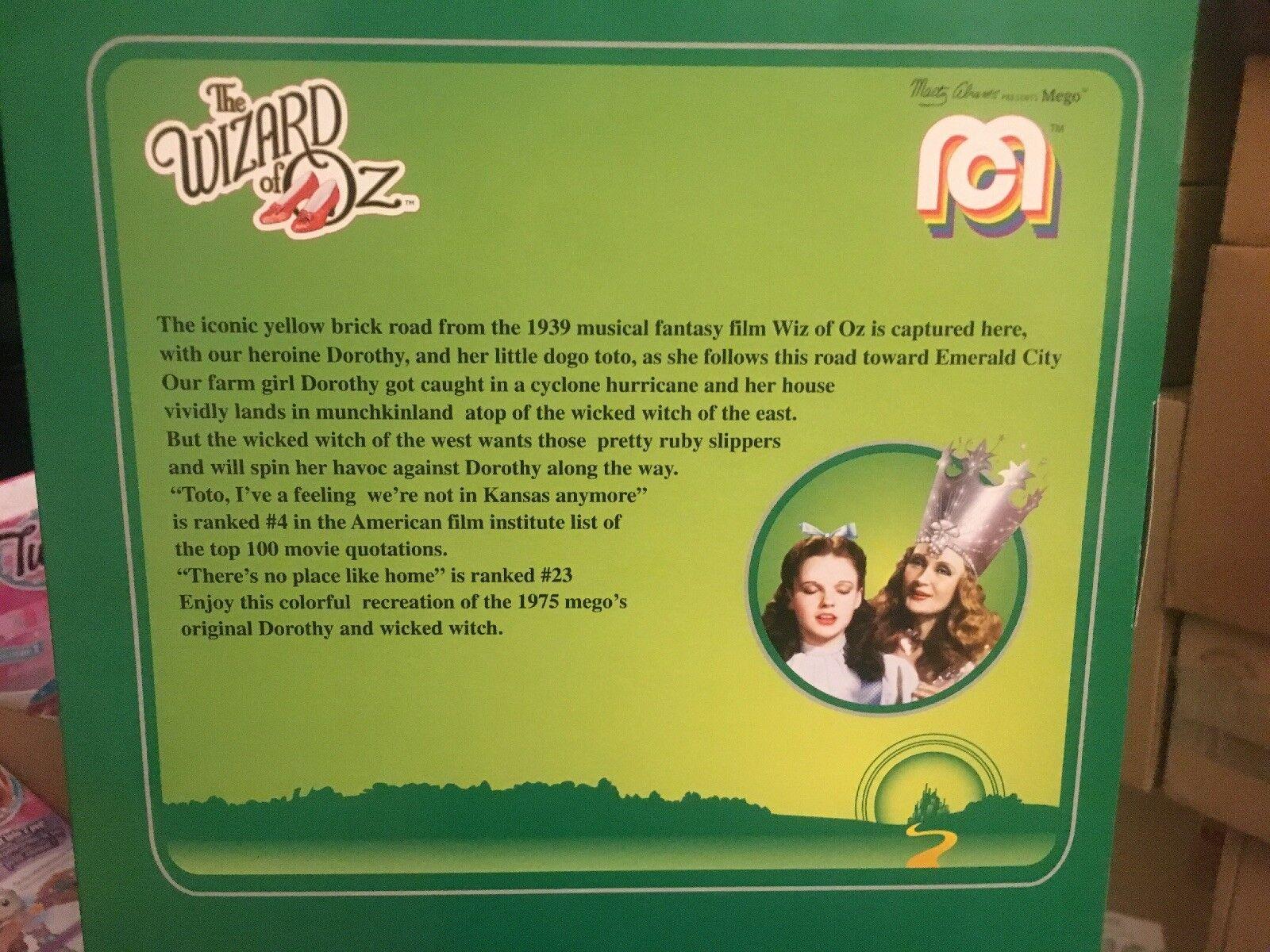 MEGO WIZARD WIZARD WIZARD OF OZ BOX SET TARGET EXCLUSIVE  LOW SER 10000  c72f6d