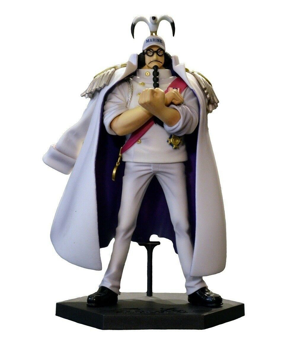 ONE PIECE - Admiral Sengoku - Marine DX vol. 1 - Figure Banpresto