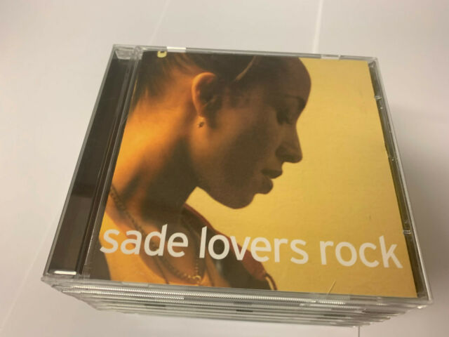 Sade : Lovers Rock/lovers Live [with Dvd] CD 2 discs (2003) [B24]