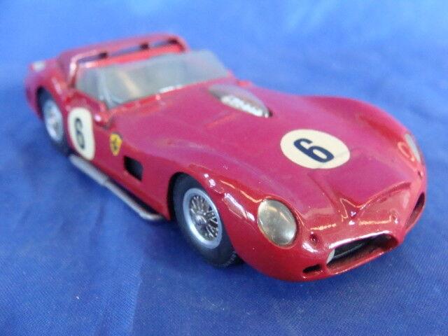 tienda de bajo costo Western Models wrk 17 Ferrari 330p testa testa testa rossa le mans 1962 1 43 Juguetes vintage  ¡No dudes! ¡Compra ahora!
