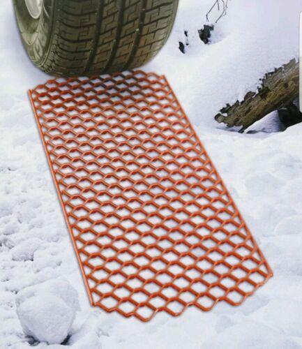 2 cumbre durable Coche Furgoneta 4x4 Ice Arena Barro Nieve Grabber rescate Tracción Agarre Esteras