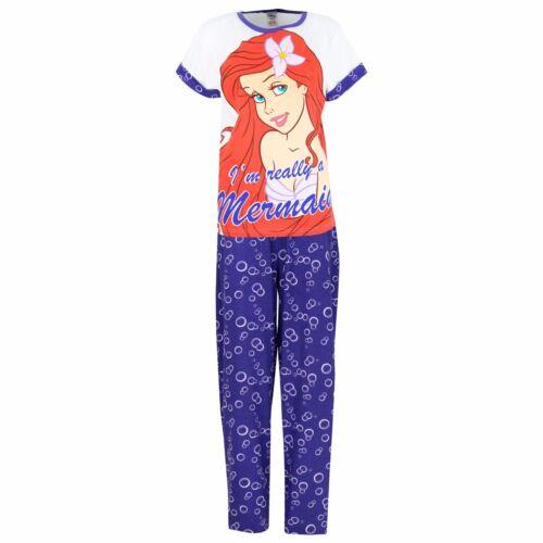 The Little Mermaid PyjamasWomens Disney The Little Mermaid PJsNEW