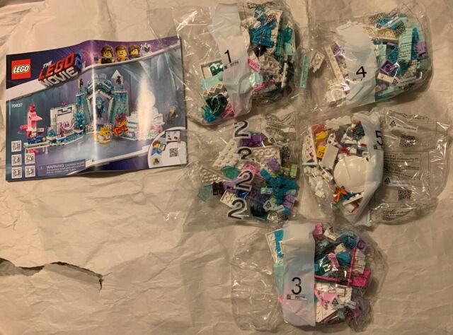 A-LEGO 70837 The Lego Movie 2 Shimmer & Shine Sparkle Spa 694pcs Complete NO Box