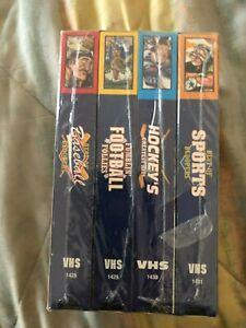 Best-Of-Sports-Bloopers-4-Pack-VHS-Nuevo-Envio-Gratis