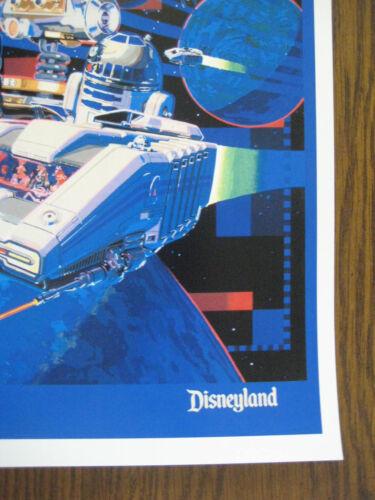Disneyland B2G1F Star Tours Collector/'s Poster Print