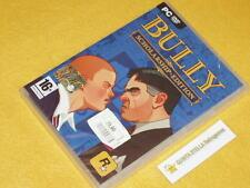 BULLY : SCHOLARSHIP EDITION x PC NUOVO SIGILLATO Versione UFF. ITALIANA STUPENDO