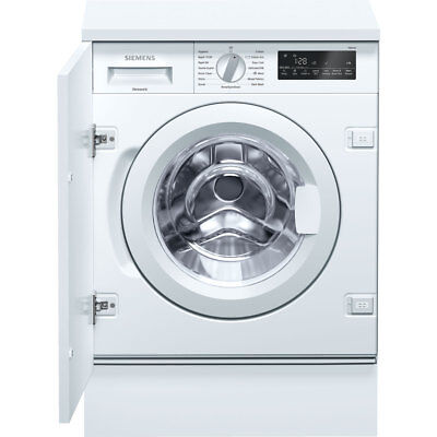 Siemens WI14W500GB IQ-700 A+++ Rated Integrated 8Kg 1400 RPM Washing Machine
