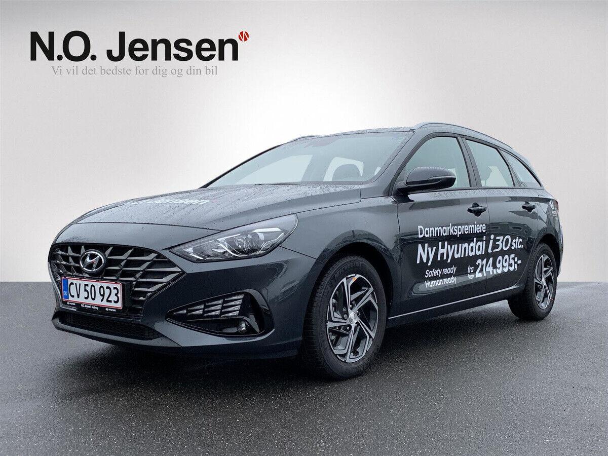 Hyundai i30 1,0 T-GDi Essential stc. 5d - 229.900 kr.